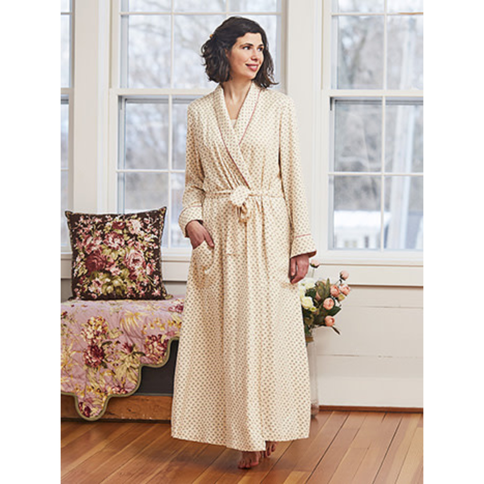 April Cornell Maggie Dressing Gown