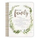 Legacy We are Family Notebook