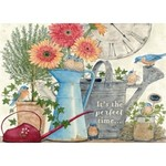 Legacy Watering Cans with Bluebirds