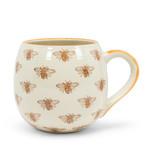 Abbott Allover Bee Ball Mug