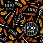 Abbott BBQ Party Napkin