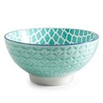 BIA ASTER Footed Bowl Teal