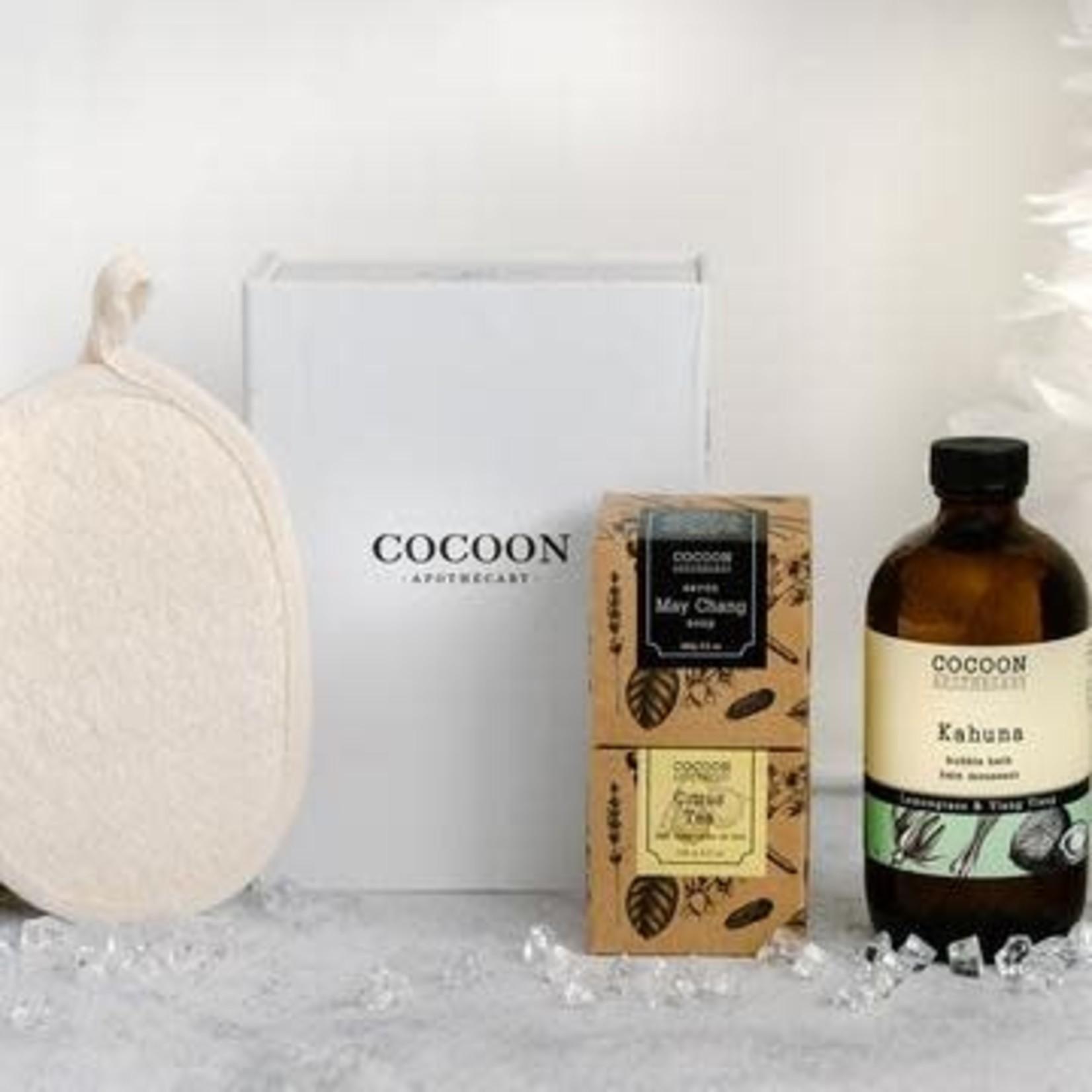 Cocoon Citrus Bath collection