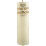 Cheeky Bee Candles Pillar Candle Ivory 3x11
