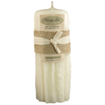 Cheeky Bee Candles Dripped Ivory 2.5x6
