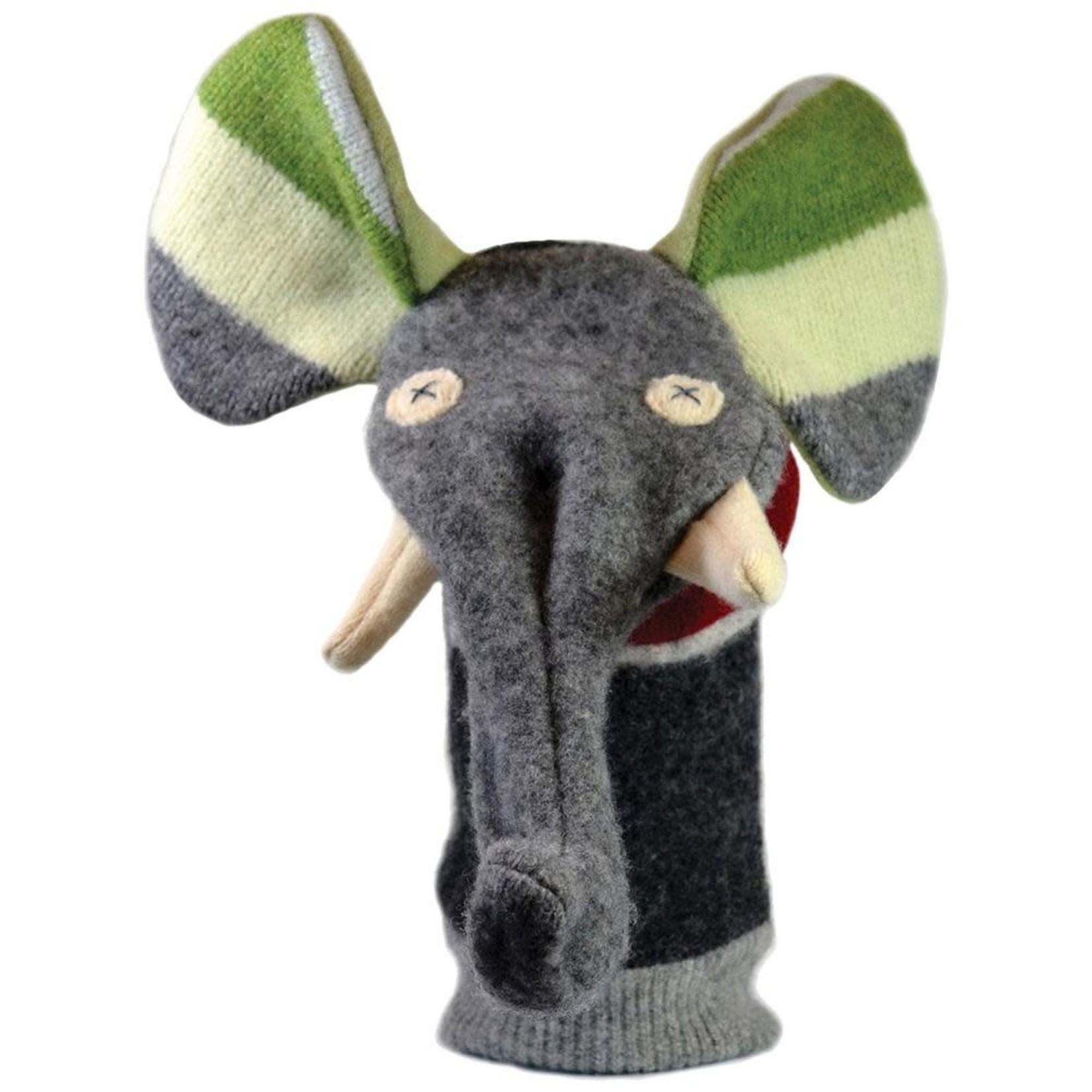 cate & levi Elephant Puppet