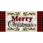 Sassafras Christmas Sentiments Switch Mat