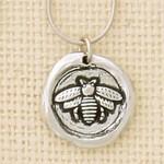 Basic Spirit Bee Symbol Pendant