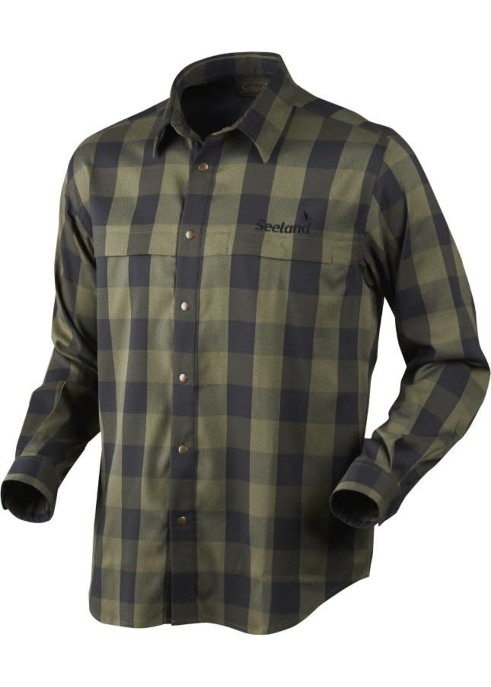 SEELAND TIMBER CHECK SHIRT