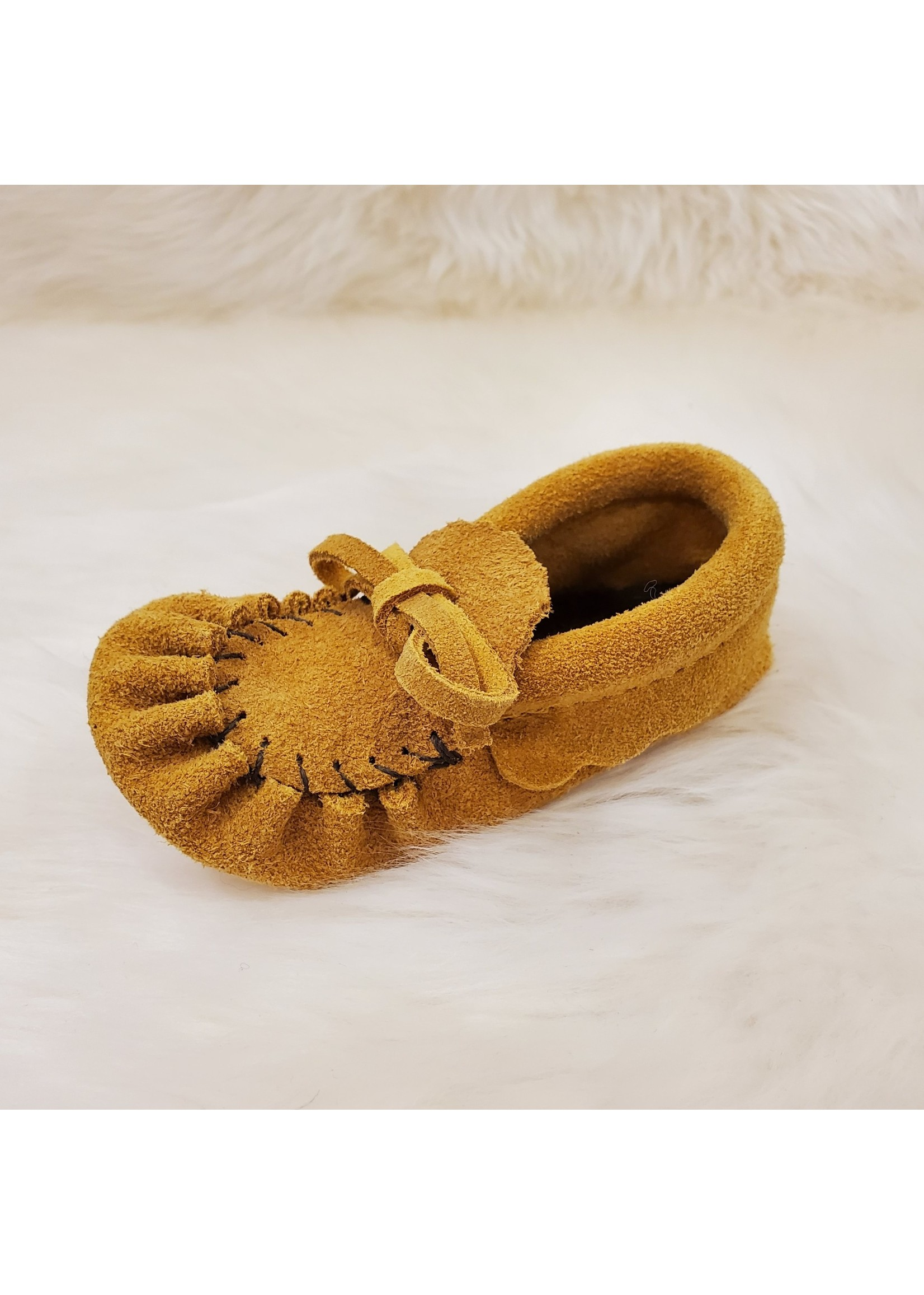 LAURENTIAN CHIEF BABY MOCCASINS 220B
