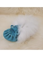LAURENTIAN CHIEF BABY MOCCASINS 297B