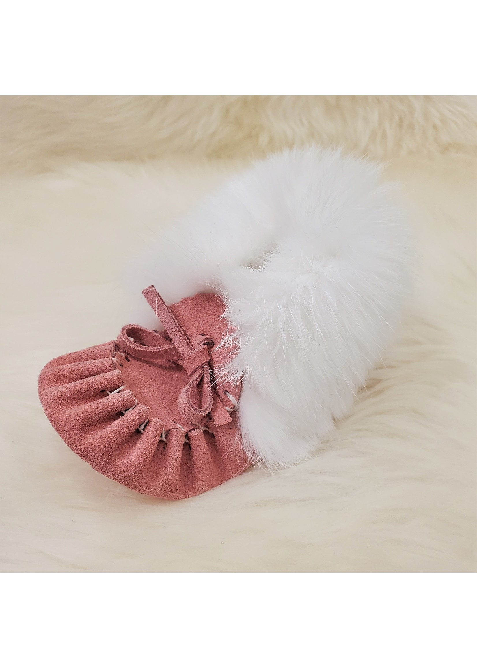LAURENTIAN CHIEF BABY MOCCASINS 321B