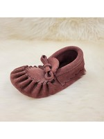 LAURENTIAN CHIEF BABY MOCCASINS 520B