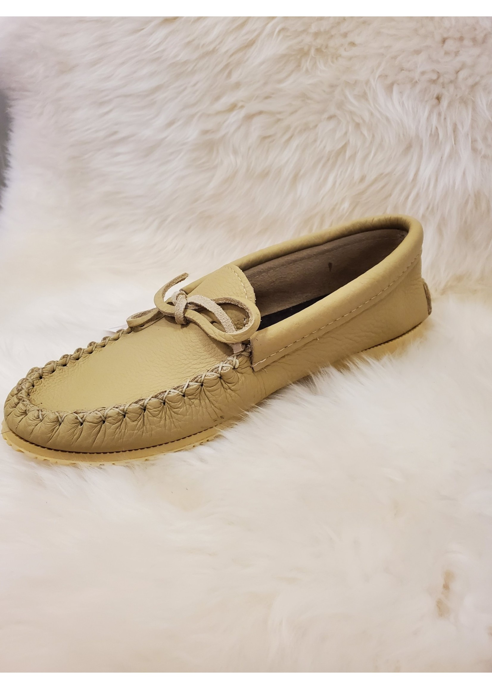 LAURENTIAN CHIEF LEATHER MOCCASIN 1256M