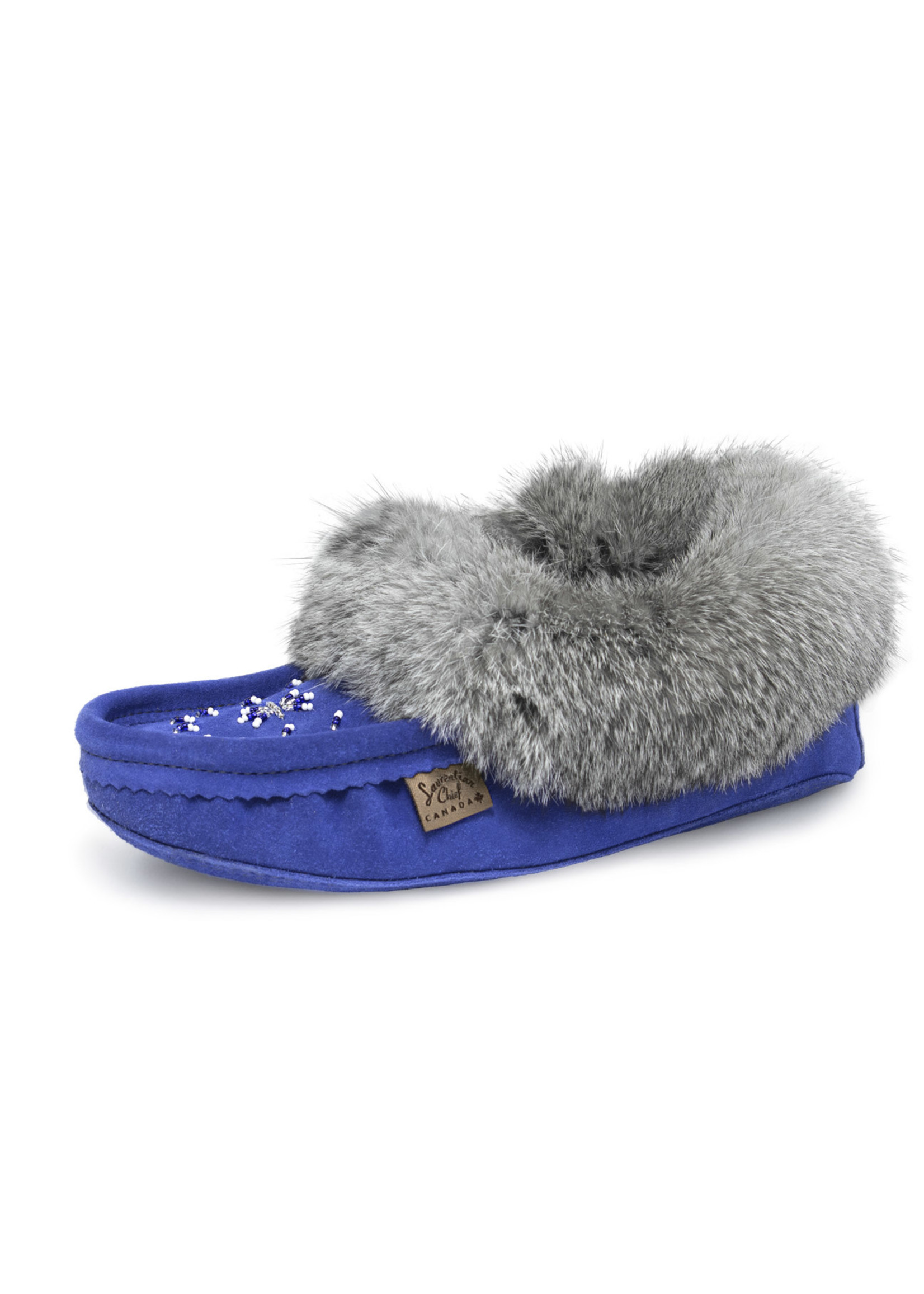LAURENTIAN CHIEF SUEDE SLIPPER 600RBL