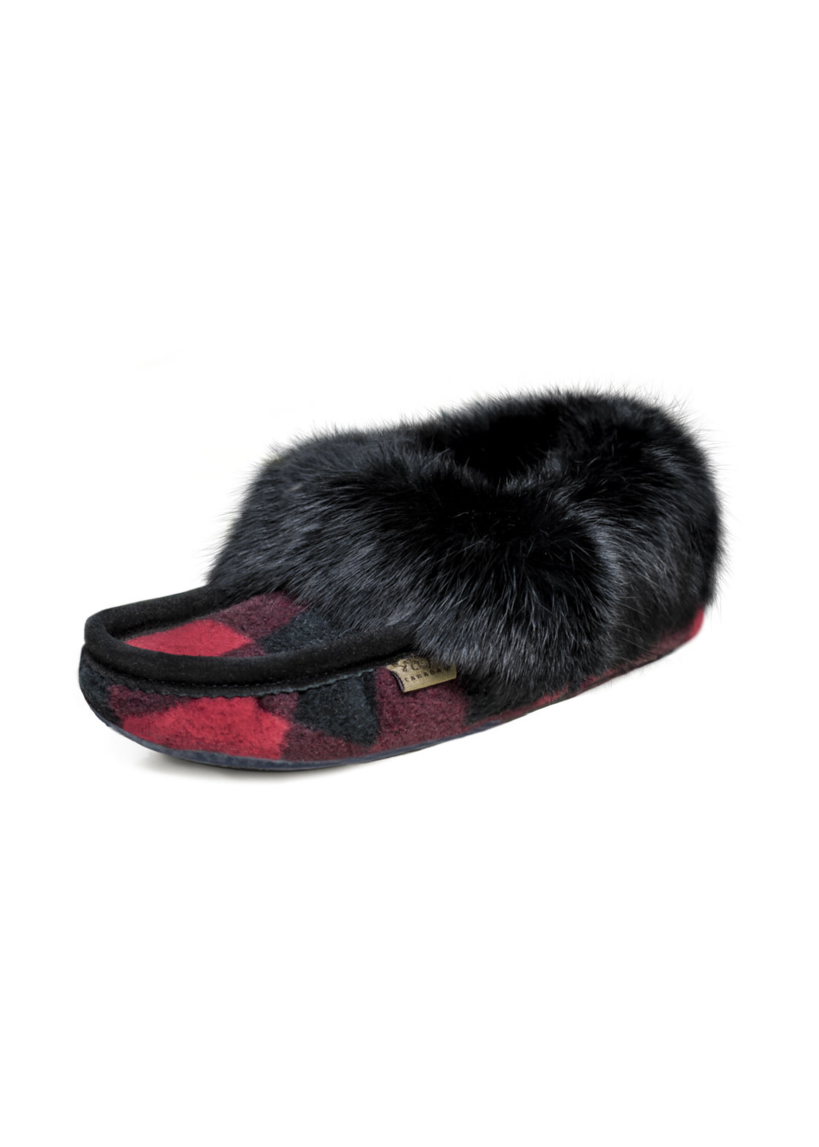 LAURENTIAN CHIEF SUEDE SLIPPERS 606L
