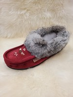 LAURENTIAN CHIEF SUEDE SLIPPERS 12600L