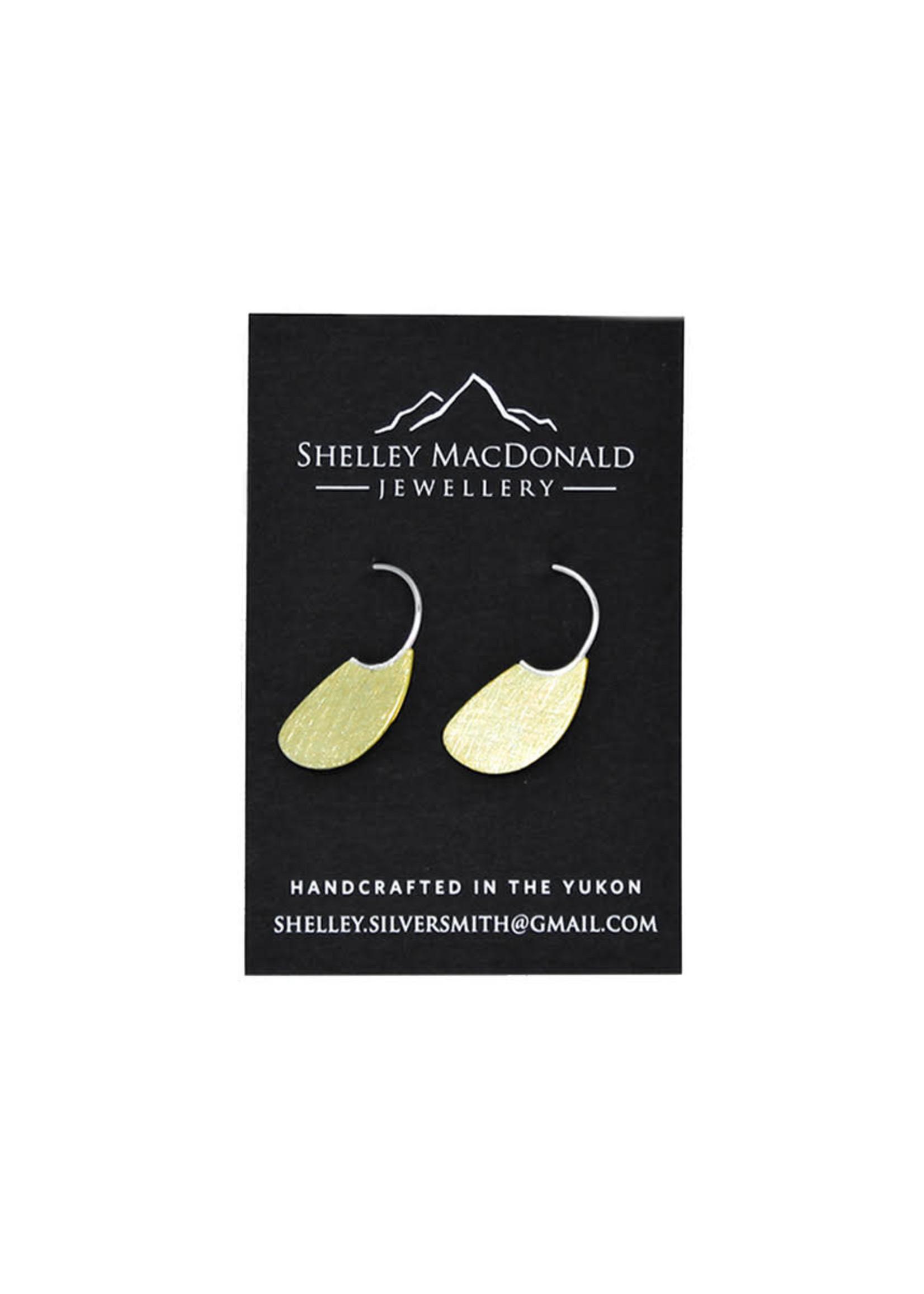 SHELLEY MACDONALD MODERN ULU EARRINGS