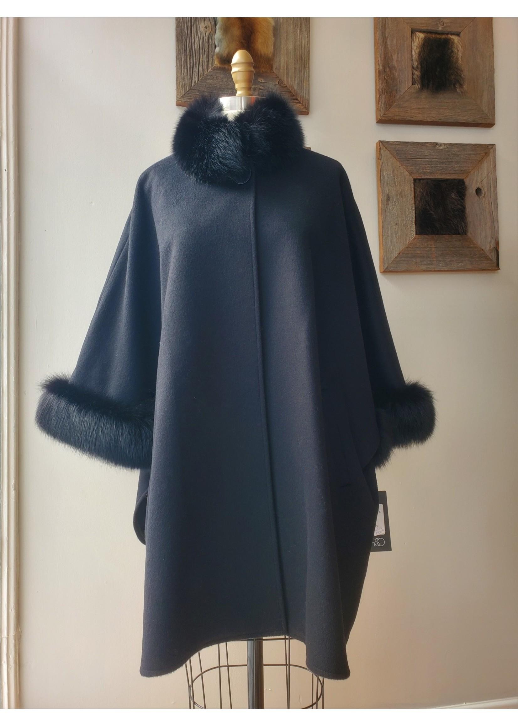 HISO CLOTH CAPE 4701BFX
