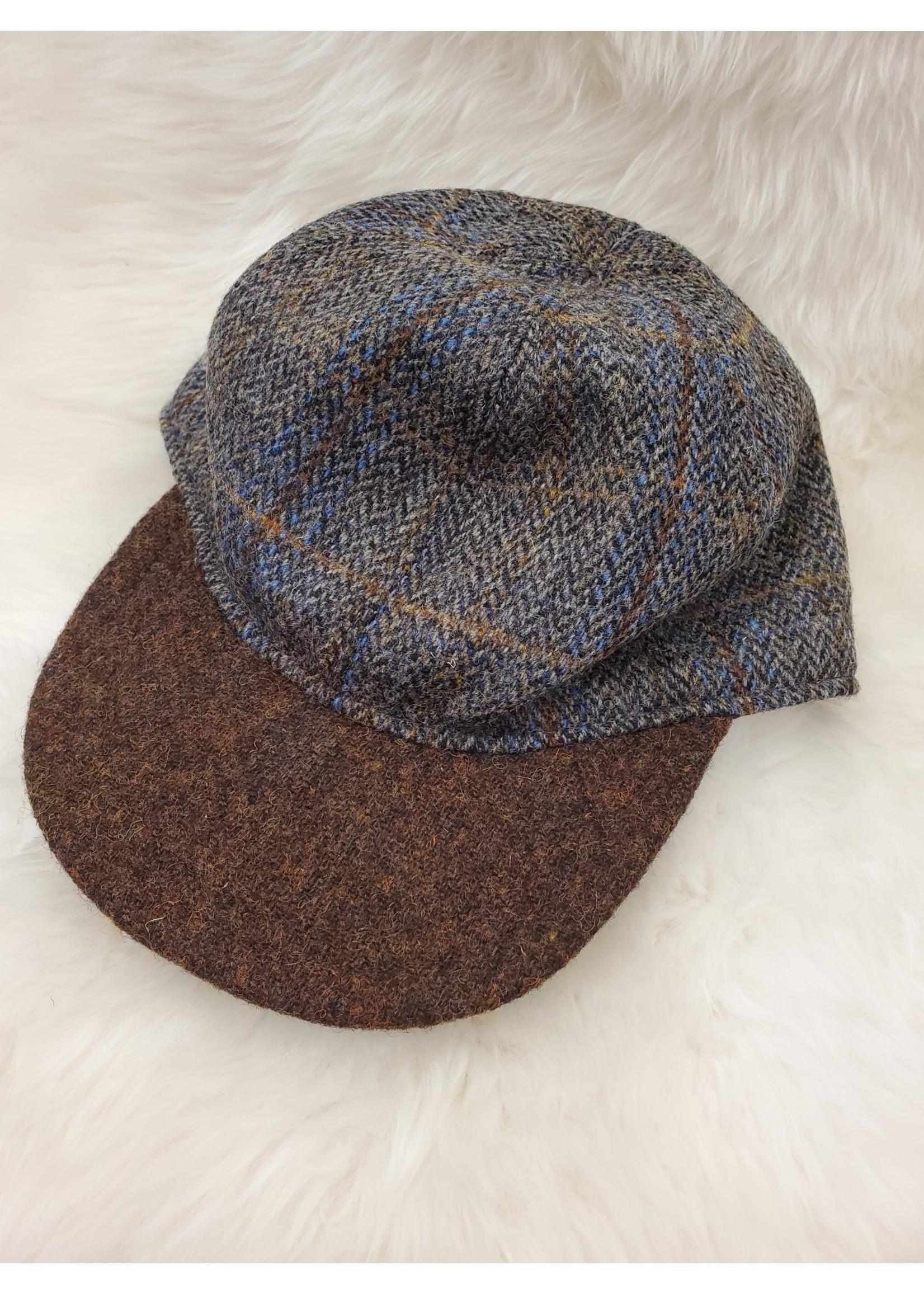 PUFFIN GEAR HARRIS TWEED BALL CAP 19620