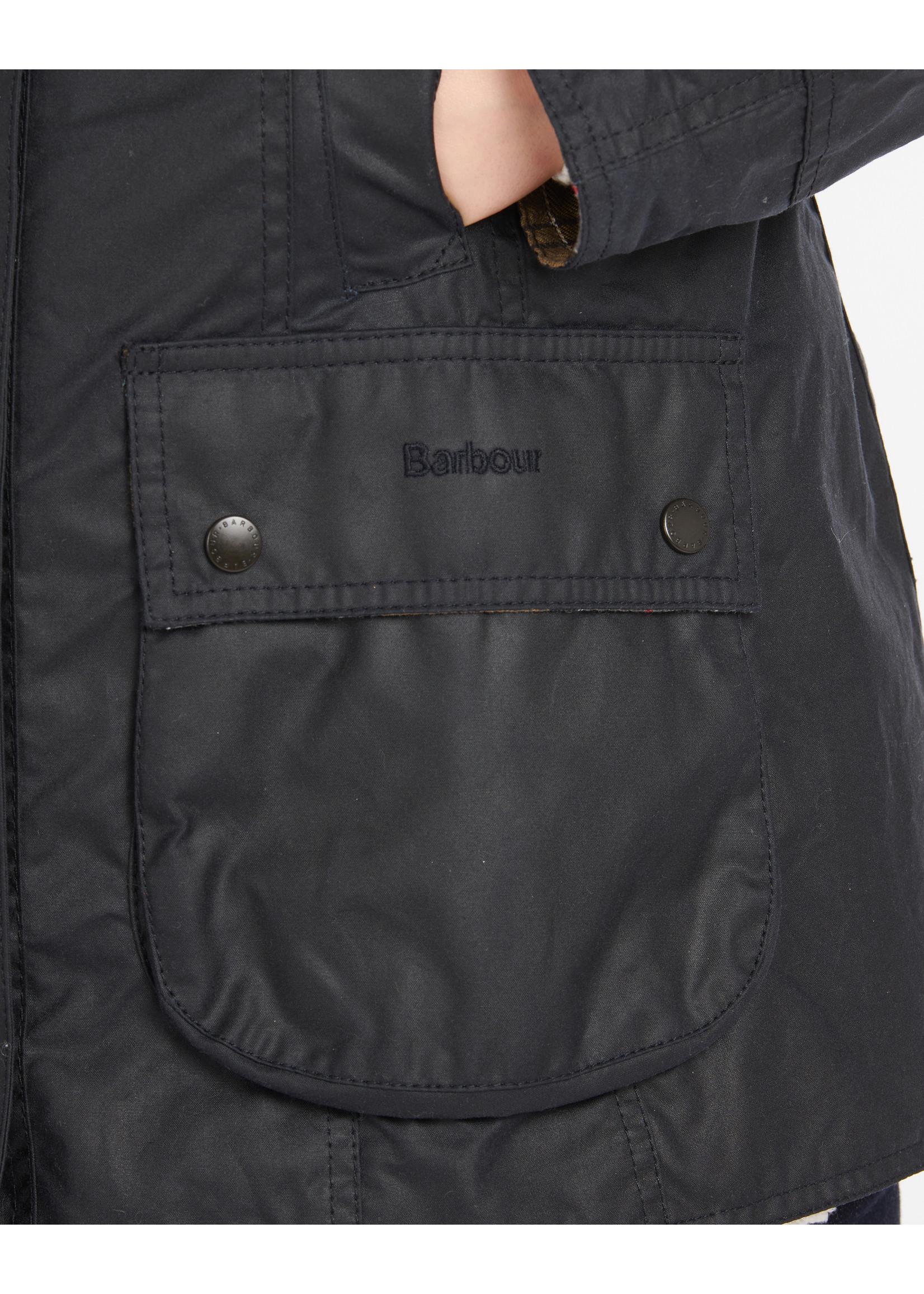 Barbour BEADNELL WAX JACKET/HOOD