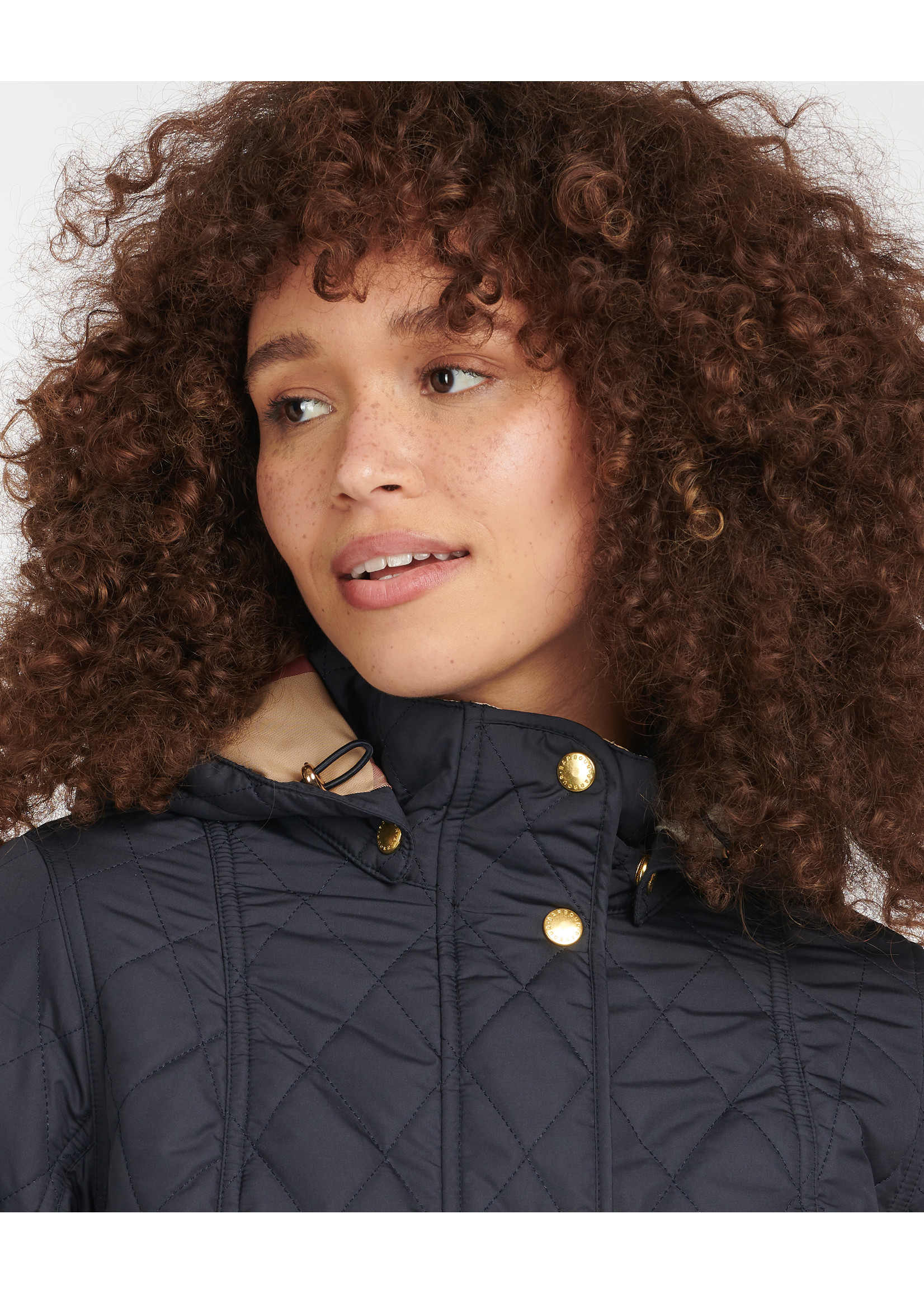 Barbour MILLFIRE QUILTED JACKET