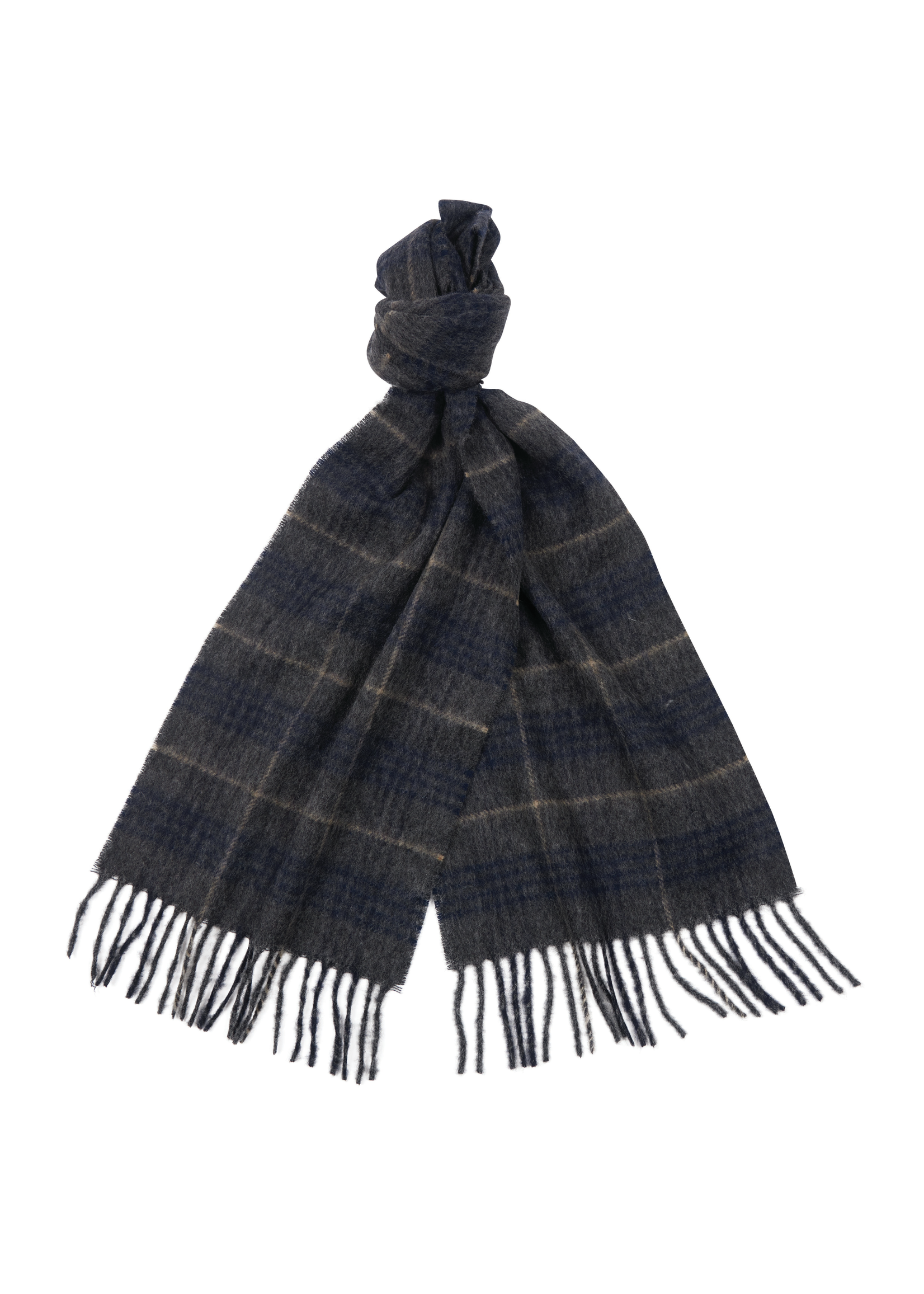 Barbour COVERDALE PLAID SCARF