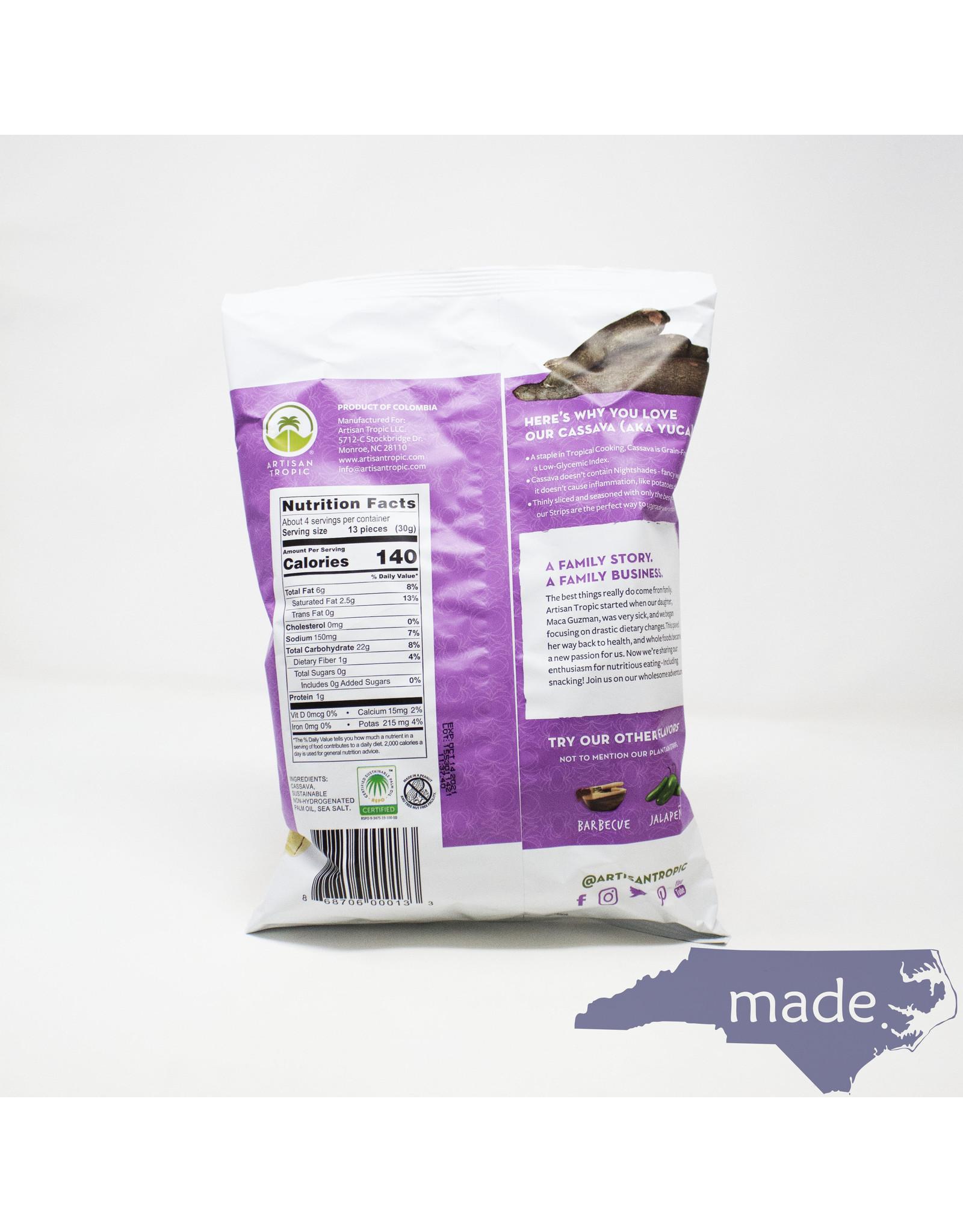 Artisan Tropic Casava Sea Salt 4.5 oz. - Artisan Tropic