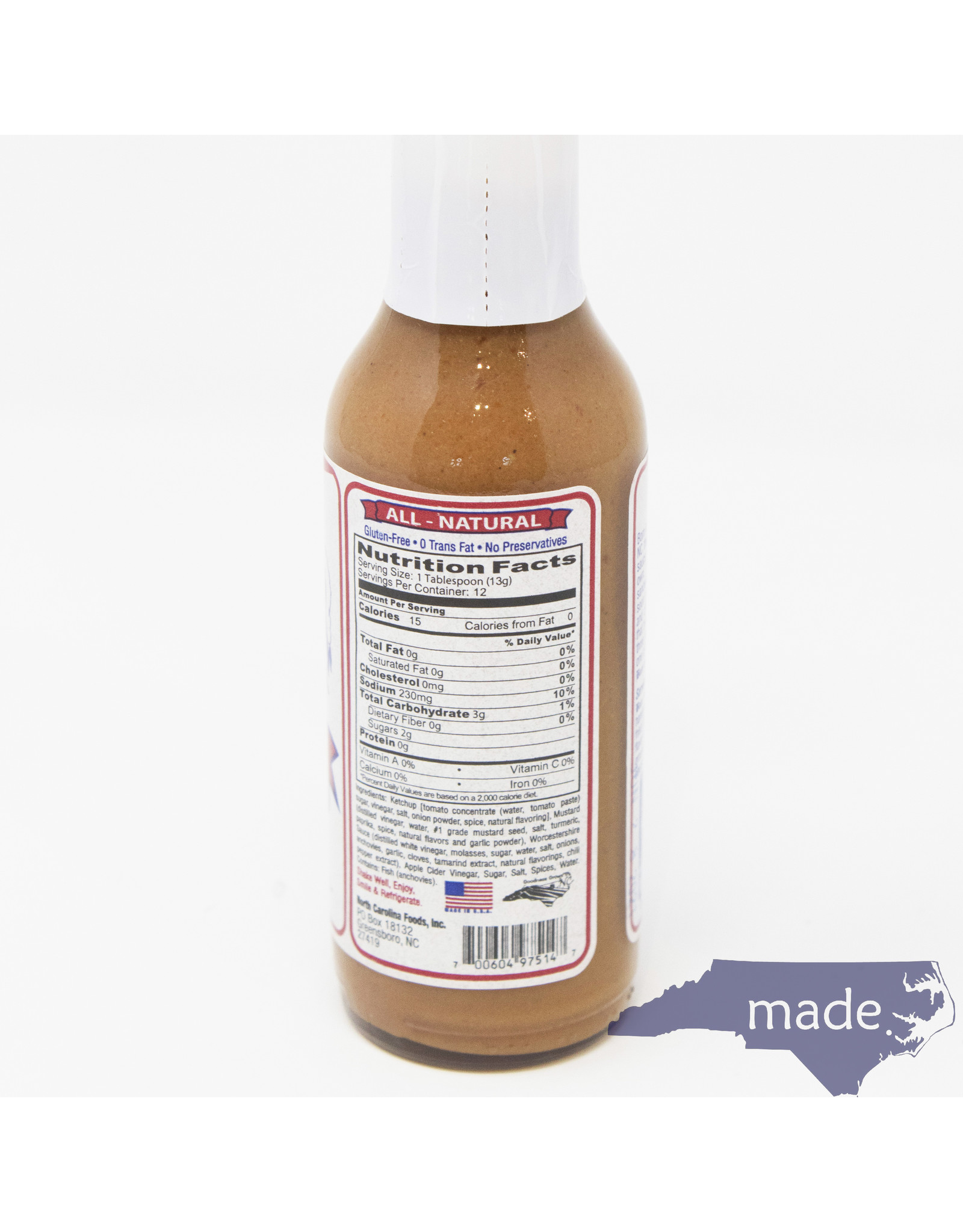 Boar and Castle Boar and Castle Sauce 6 oz. - Boar and Castle