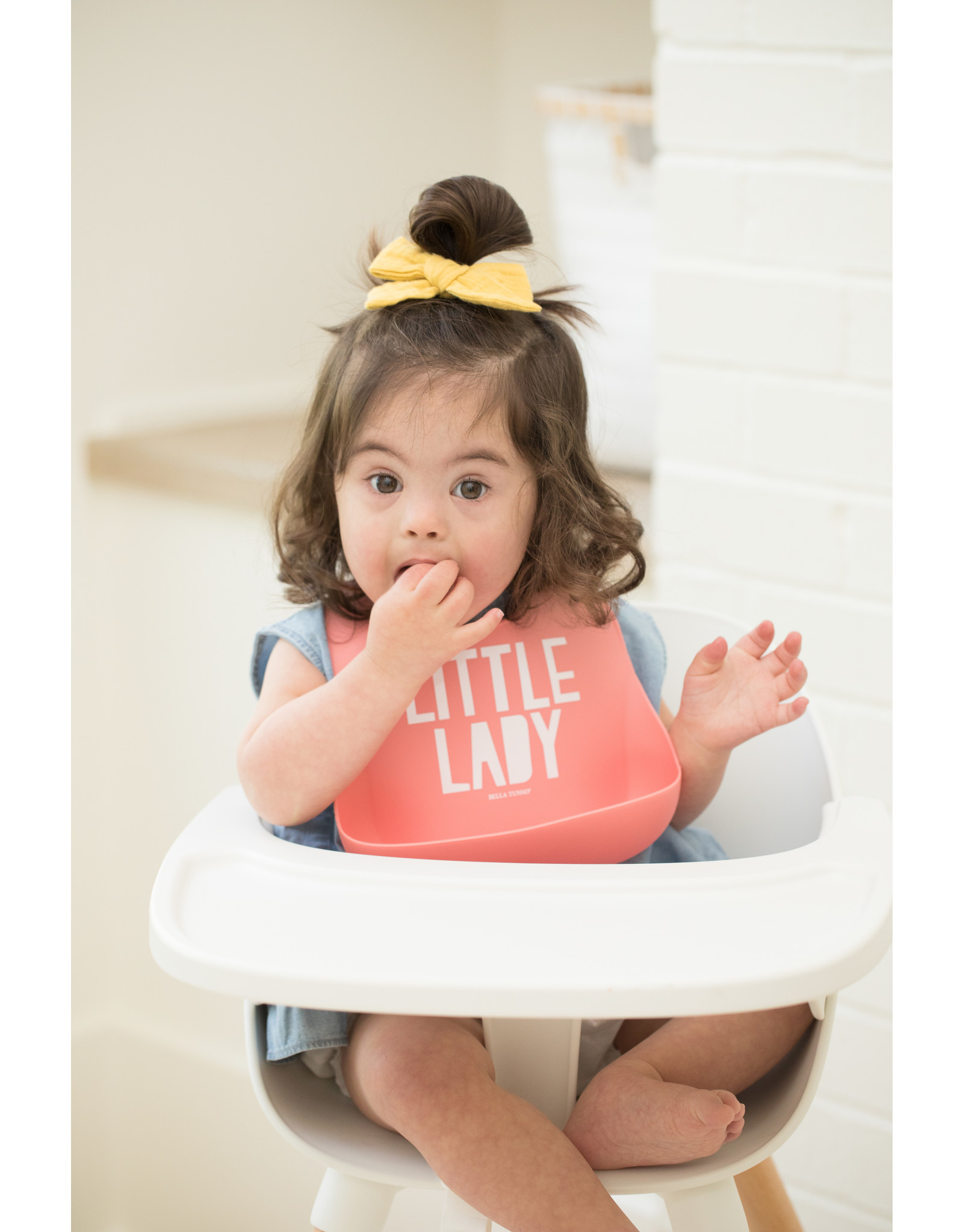 Bella Tunno Wonder Bib Little Lady - Bella Tunno