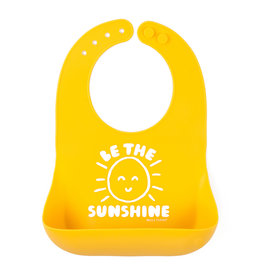 Bella Tunno Wonder Bib Be the Sunshine