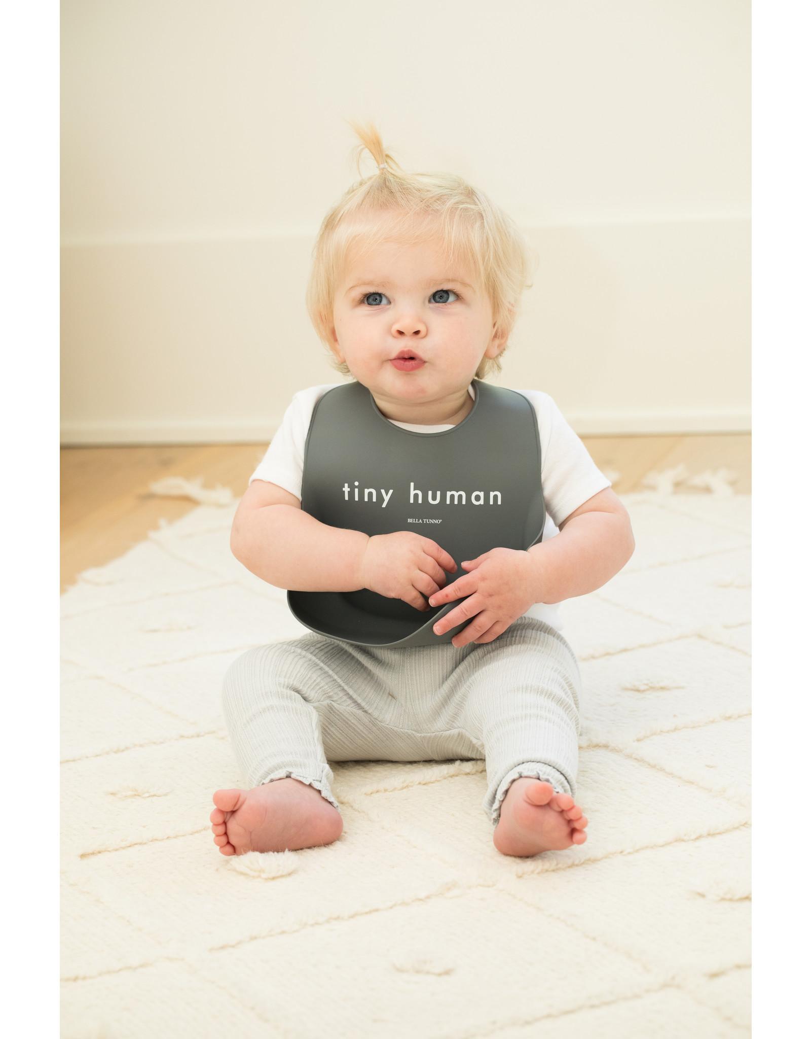 Bella Tunno Wonder Bib Tiny Human - Bella Tunno