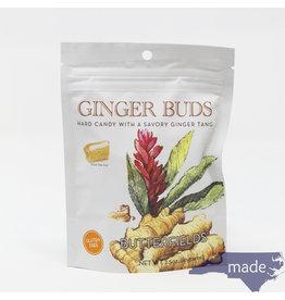 Butterfields Candy Ginger Buds 2.5 oz . Peg Bag