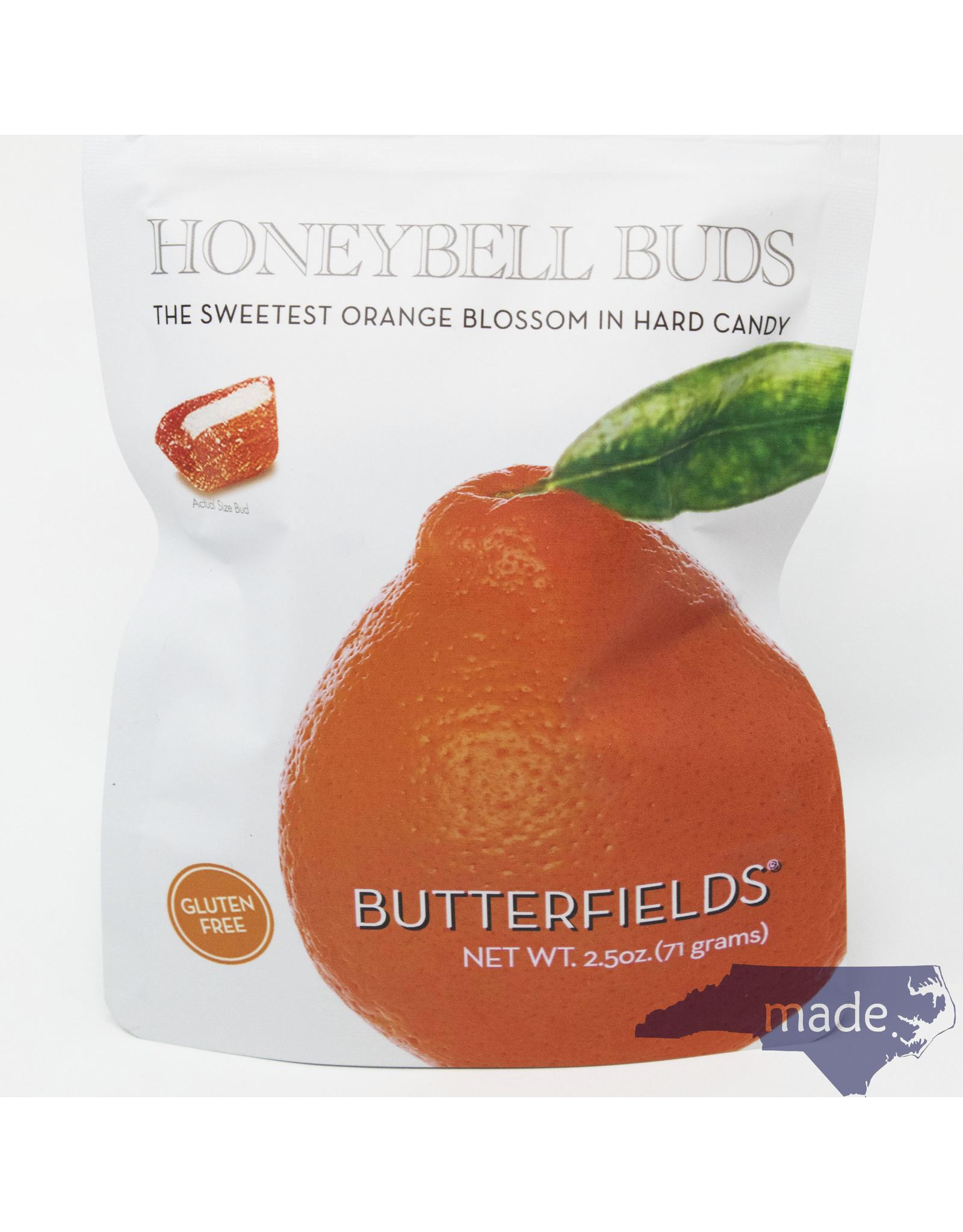 Butterfields Candy Honeybell Buds 2.5 oz. Peg Bag - Butterfields Candy