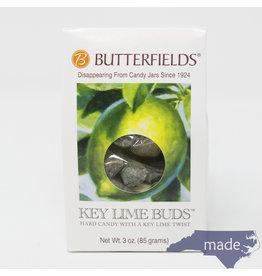 Butterfields Candy Key Lime Buds 3 oz. Box