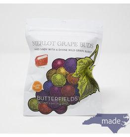 Butterfields Candy Merlot Buds 2.5 oz. Peg Bag
