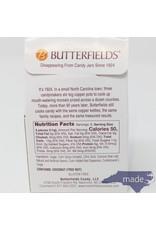 Butterfields Candy Peach Buds 3 oz. - Butterfields Candy