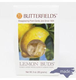 Butterfields Candy Lemon Buds 3 oz. Box