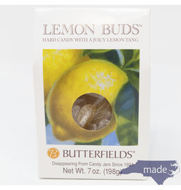 Butterfields Candy Lemon Buds 7 oz. Box