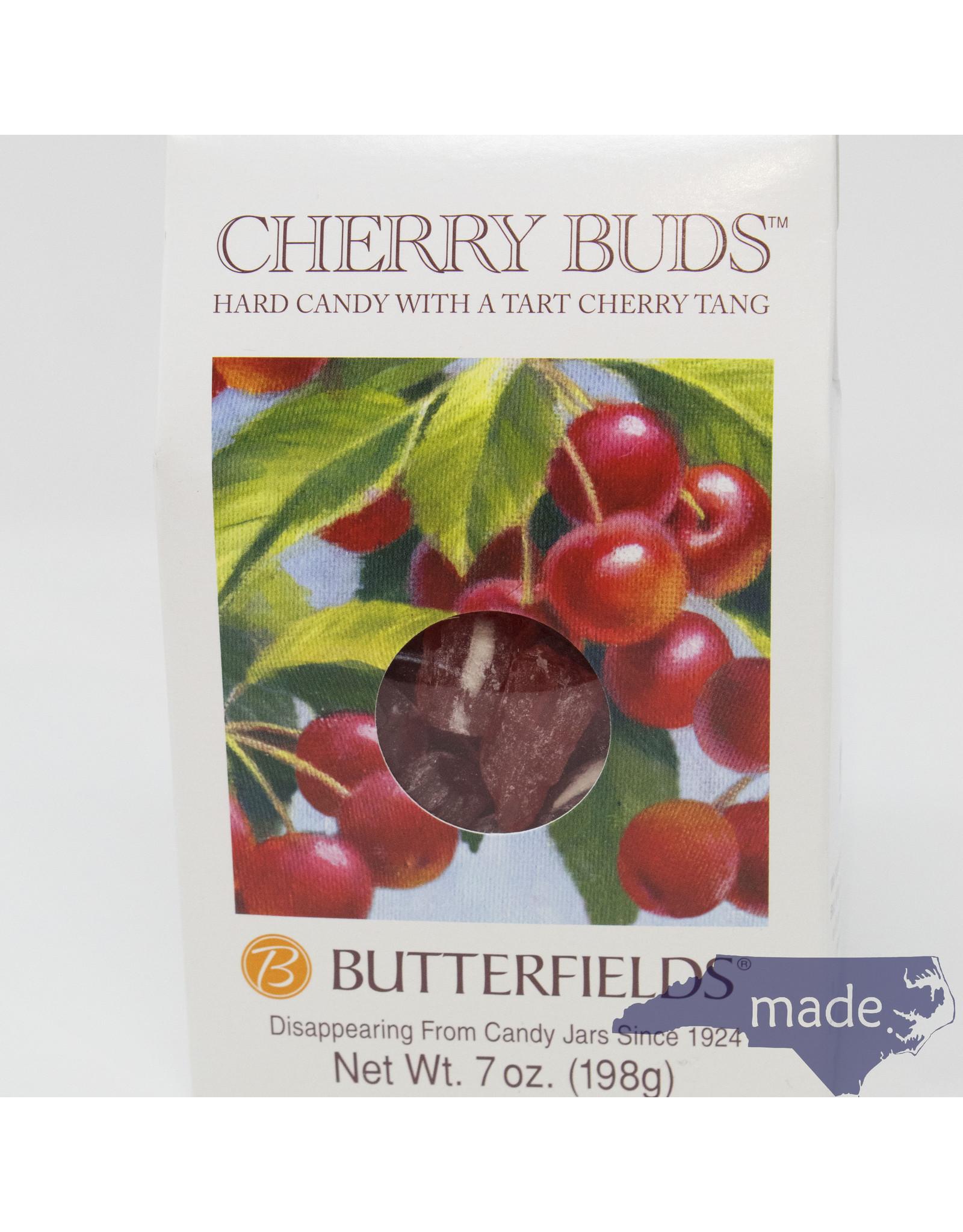 Butterfields Candy Cherry Buds 7 oz. - Butterfields Candy