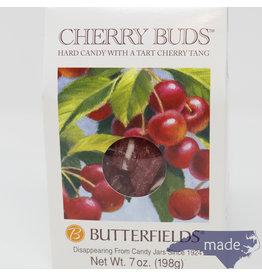 Butterfields Candy Cherry Buds 7 oz. Box