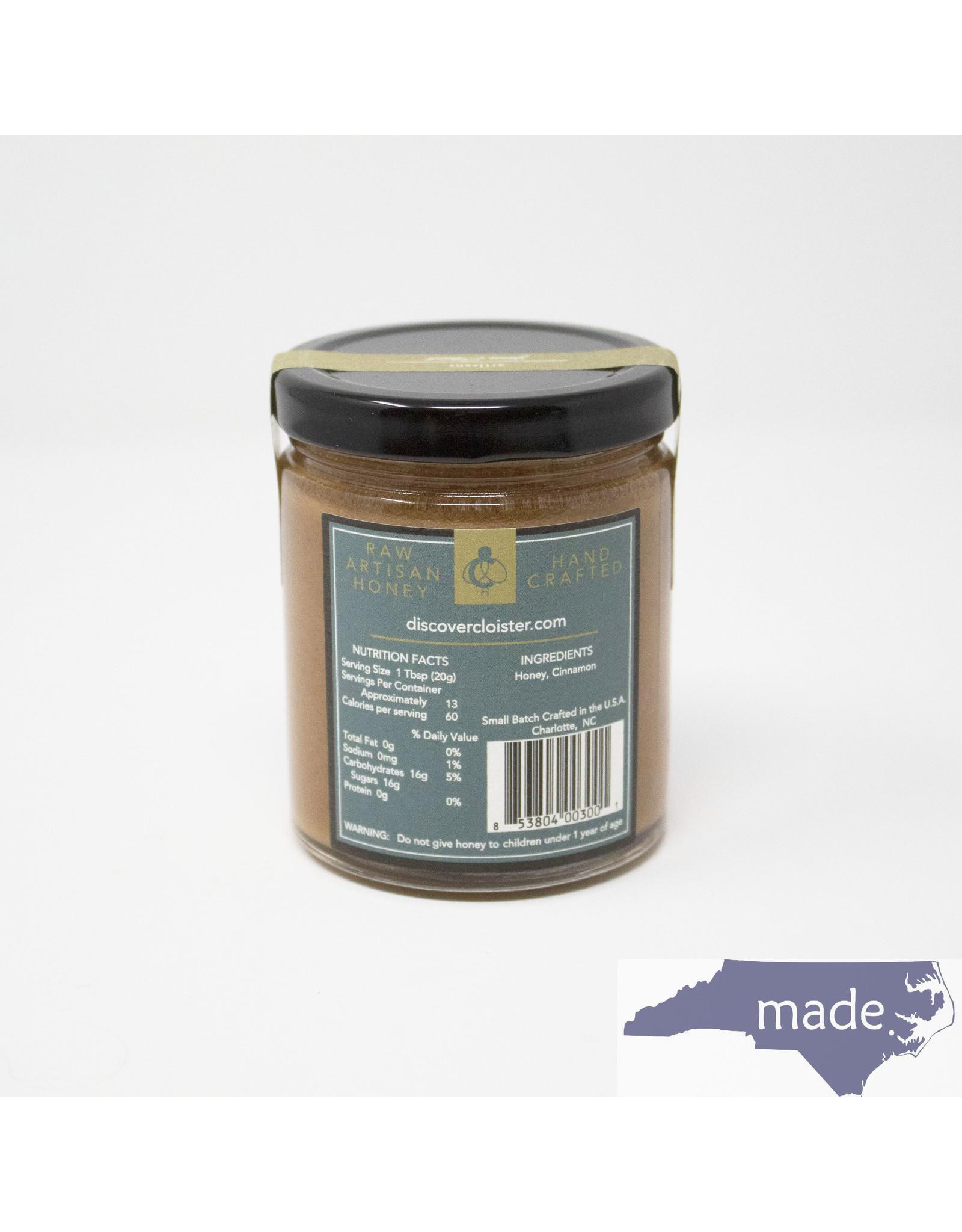 Cloister Honey Cinnamon Whipped Honey - Cloister Honey