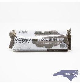 Dewey's Bakery Brownie Crisp Moravians 2.5 oz.