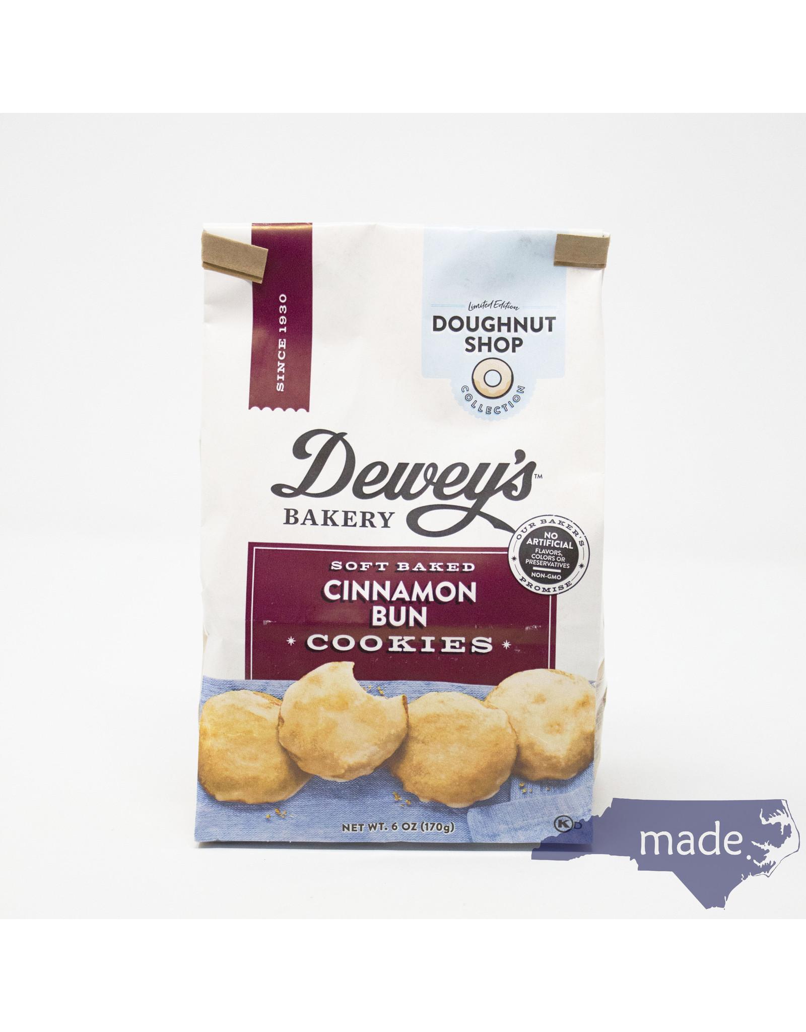 Dewey's Bakery Cinnamon Bun Soft Baked Cookies 6 oz. - Dewey's Bakery