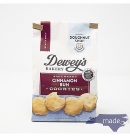 Dewey's Bakery Cinnamon Bun Soft Baked Cookies 6 oz.