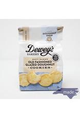 Dewey's Bakery Glazed Doughnut Soft Baked Cookies 6 oz. - Dewey's Bakery