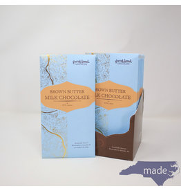 French Broad Chocolate Brown Butter Milk Chocolate 60 g