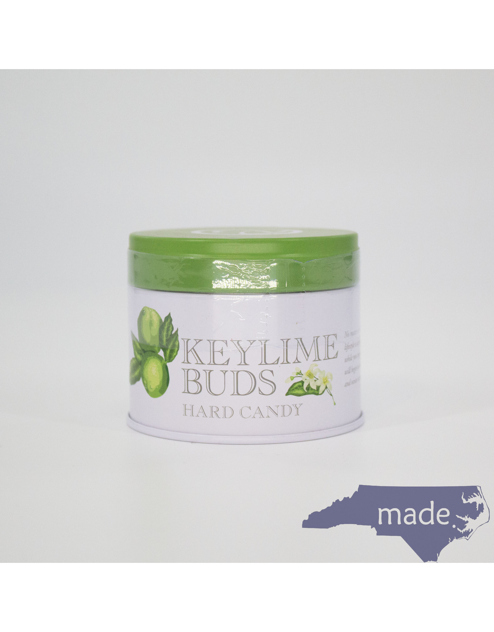 Butterfields Candy Key Lime Buds 3.5 oz. - Butterfields Candy
