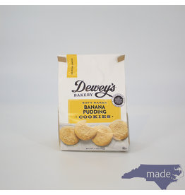 Dewey's Bakery Banana Pudding Soft Baked Cookies 6 oz.
