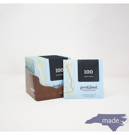 French Broad Chocolate 100% Cacao 28 g